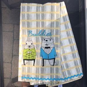 NICOLE MILLER HOME NWT TEA TOWELS